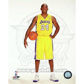 Kobe Bryant 2013-14 Posed Sports Photo (8 x 10)
