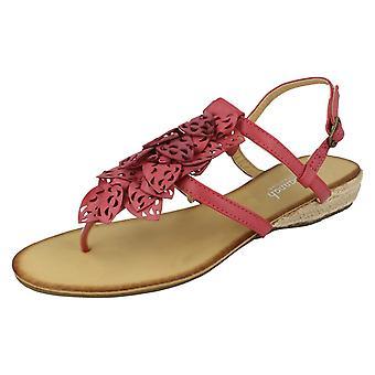 Ladies Savannah Buckle Sandals L6060