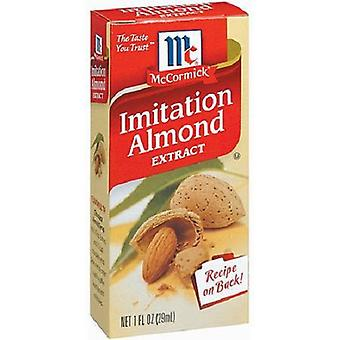 McCormick Imitation Almond Extract