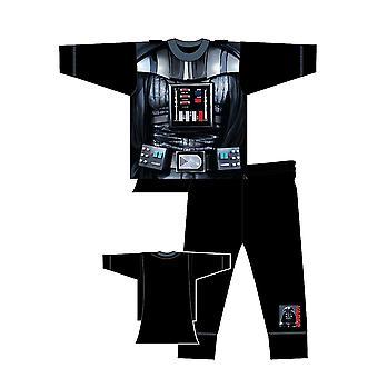 Star Wars Childrens Boys Lord Vader Long Pyjamas