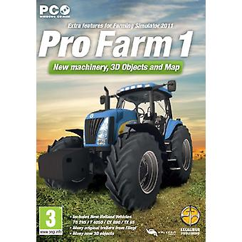Pro Farm 1 (PC CD)-ny