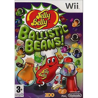 Jelly Belly Ballistic Beans (Wii) - Nouveau