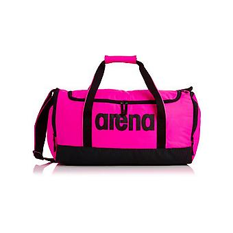 Arena Spiky 2 Medium Swim Holdall - Fuchsia Pink