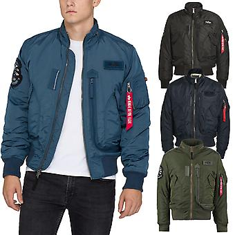 Alpha Industries Herren Übergangsjacke Engine