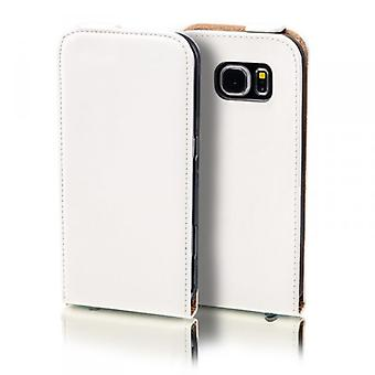 Flip Pocket Deluxe white for Samsung Galaxy S5 neo SM G903F sleeve case pouch