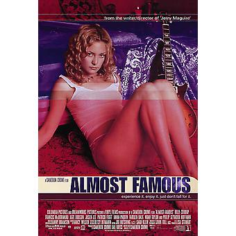 Plakat filmowy Almost Famous (11 x 17)