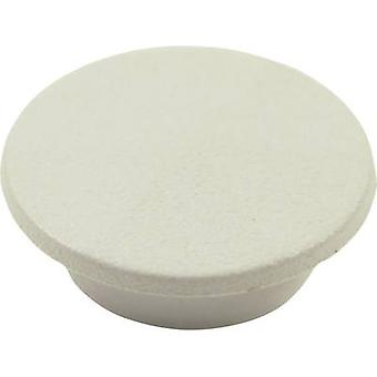 Cliff CL1732 Cover White Suitable for K21 rotary knob 1 pc(s)