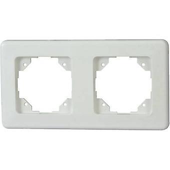 Kopp 2 x blanco Ártico de Europa marco, Matt 303213084