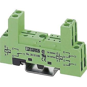 Phoenix Contact PR1-BSC2/2X21 Gniazdo przekaźnikowe Kompatybilne z serią: Phoenix Contact PR1-BSC series Phoenix Contact série PR1-BSC2 2X21 (W x H) 15,8 mm x 42,5 mm