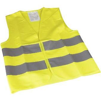 Alpin High Visibility Waistcoat Yellow