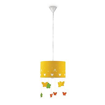 Suspension lampe Philips Maripo med sommerfugle børnehave Baby