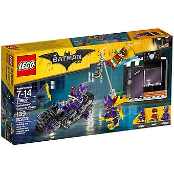 LEGO 70902 Catwoman Catcycle achtervolging
