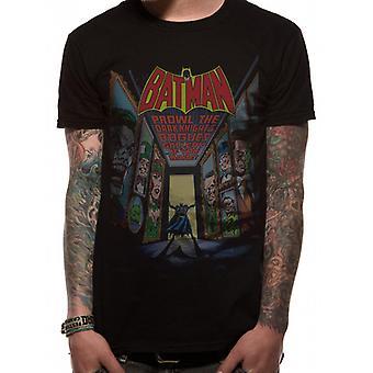 Batman - t-shirt Villians (Unisex)