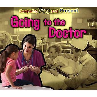 Vai ao médico - comparando passado e presente por Rebecca Rissman-