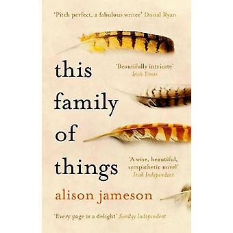 This Family of Things by Alison Jameson - 9781784163266 Book