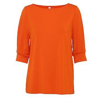 SOYACONCEPT Orange Top 23731