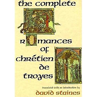 Die komplette Romanzen von Chretien De Troyes