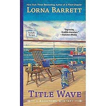 Tittel bølge (Booktown Mystery)