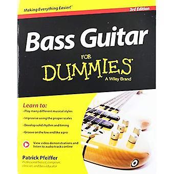 Bass-Gitarre für Dummies
