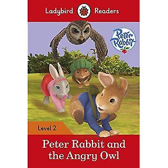 Peter Rabbit et la chouette en colère - coccinelle lecteurs niveau 2