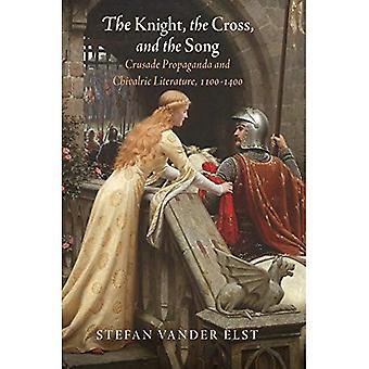 El caballero, la Cruz y el tema: cruzada de Propaganda y la literatura caballeresca, 1100-1400 (la serie de la edad media)