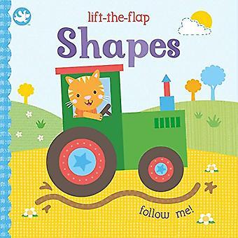 Vormen: Lift-The-Flap [Board boek]