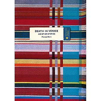 Mort à Venise et autres histoires (européens classiques Vintage Series) (série européens classiques Vintage)