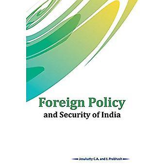 Utrikespolitik och säkerhet av Indien