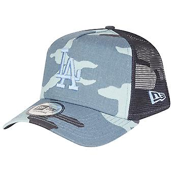 Nowa era regulowane Trucker Cap - Los Angeles Dodgers camo