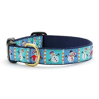 Up Country Snowman Collar