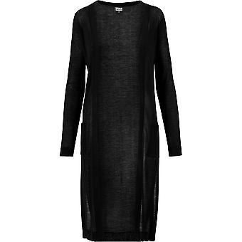 Urban Classics Damen Strickjacke Fine Knit Long