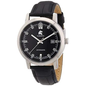 CAPA Watches CA2195BK-wrist watch, man, skin, colour: black