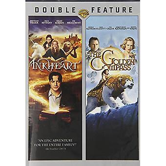 Inkheart/Golden Compass [DVD] USA import