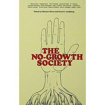 The NoGrowth Society by Olson & Mancur & Jr.