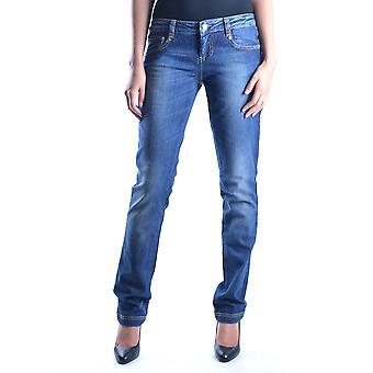 Frankie Morello Ezbc167071 Women's Blue Denim Jeans