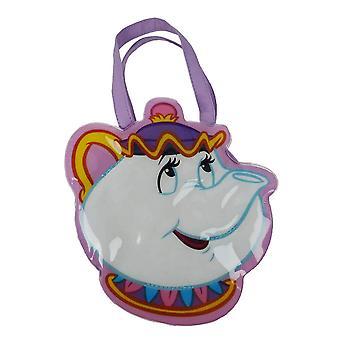 Beauty and the Beast Mrs Potts Shaped Handbag