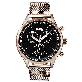 Hugo Boss Hb1513548 compagnon Chronographe Mens Watch 42 mm