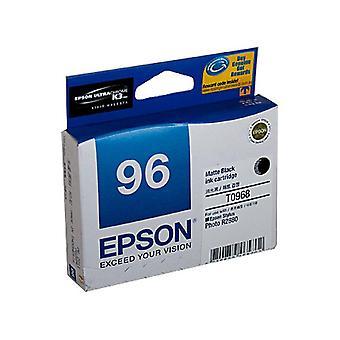 Carrello inchiostro nero opaco Epson T0968