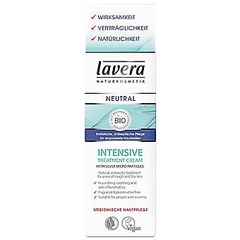 Lavera Neutral Micro Silver Intensiv Grädde, 75ml