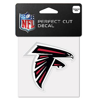 Wincraft decal 10x10cm - NFL Atlanta Falcons