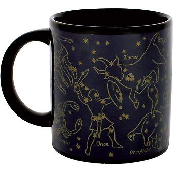 Mug - Golden Constellations - Coffee Cup New 5295