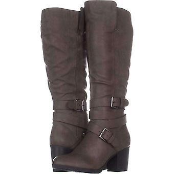 Stijl & Co. Womens Jomaris gesloten teen knie hoge Fashion laarzen