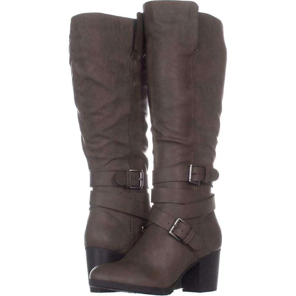 Style & Co. Kobiety Jomaris Zamknięte Toe Knee High Fashion Boots le0Jc