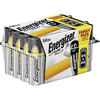 Energizer Power LR06 AA batteri Alkali-mangan 1,5 V 24 pc (r)
