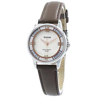 Casio Enticer Analog Quarz Ltp-1391l-5av Ltp1391l-5av Damen's Uhr
