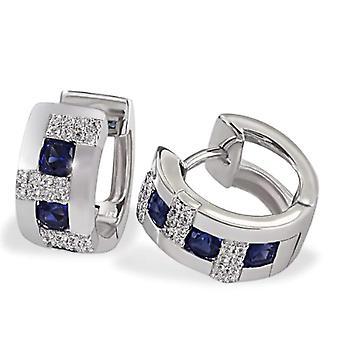 Goldmaid Silver Women's Earrings With Brilliant Cubic Zirconia Fa-O5637S