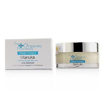 The Organic Pharmacy Manuka Face Cream - Anti-blemish - 50ml/1.69oz