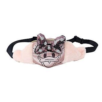 Disney Daisy Duck Waist Bag with Sequins