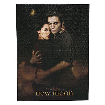 The Twilight Saga New Moon Jigsaw Puzzle Ed & Bella 2-Shot