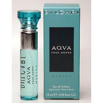 Bvlgari Aqva Pour Homme Eau de Toilette 10ml EDT spray